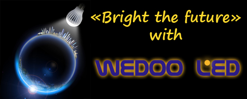 Wedoo led, the future of lighting to save our planet