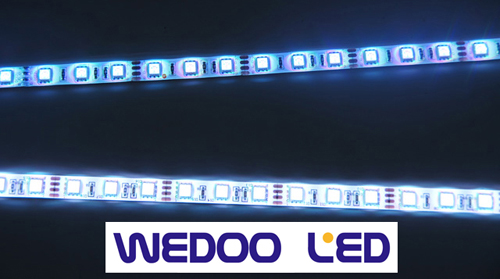 Comparison of Wedoo Led Ribbon and Standard Ribbon